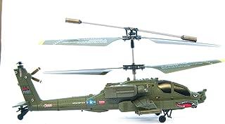efaso RC hélicoptère S109G 3canaux mini hélicoptère–AH-64Apache de Syma