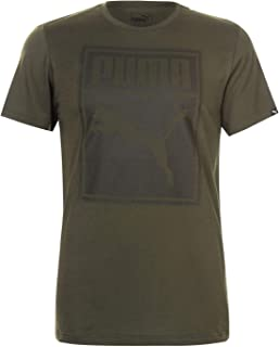 PUMA Hombre Box QT Camiseta Top
