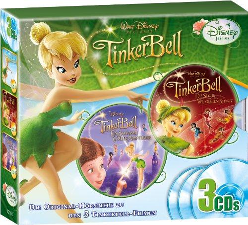 Tinkerbell Box (Folgen 1 - 3)
