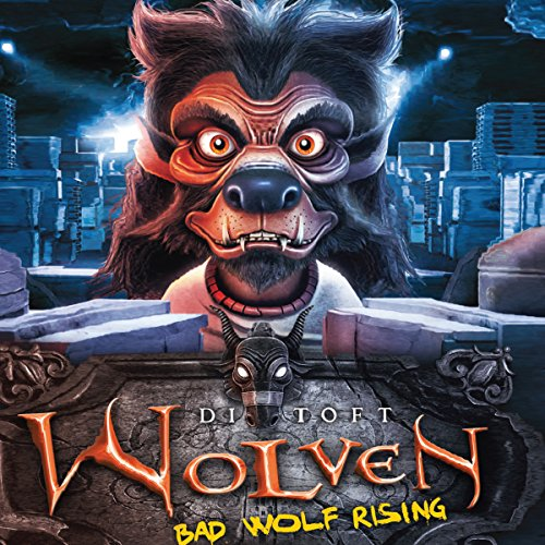 Wolven: Bad Wolf Rising audiobook cover art