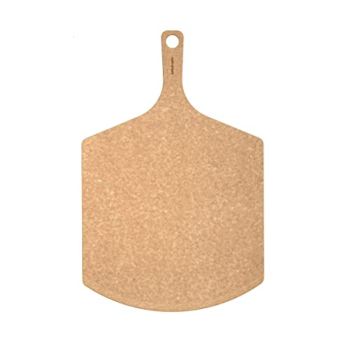 Epicurean Pizza Peel, 21-Inch by 14-Inch, Natural