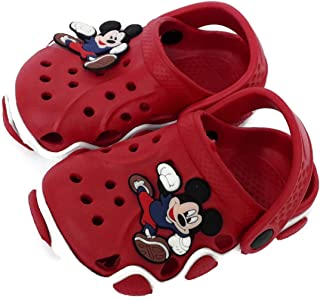 NEW AMERICAN Attractive Red Clogs for Kids