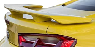 Factory Style Spoiler for the Camaro 2016-2018 Painted in the Factory Paint Code of Your Choice 568 Son of a Gun Gray Metallic 139X