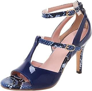 Melady Women Fashion Stiletto Heels Summer Shoes