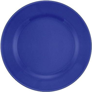 Aparelho de Jantar e Chá 30 Peças Biona Donna Azul Azul