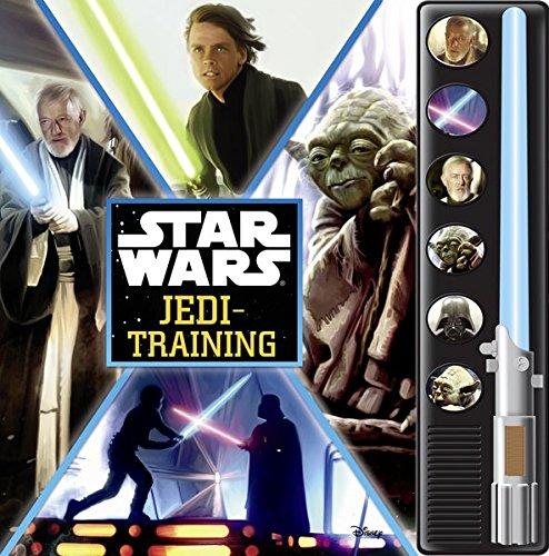 Star Wars, Jedi-Training: Lichtschwert-Soundbuch mit 7 Geräuschen