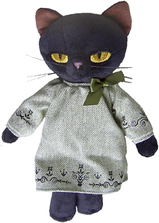 Minou Plush Doll (M) NEW Dress Grün (japan import)