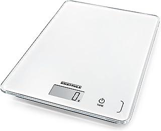Soehnle Page Compact 300, balance de cuisine multifonctions compacte & élégante, balance alimentaire de haute précision, p...