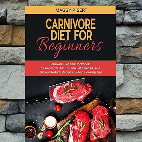 Carnivore Diet for Beginners cover art