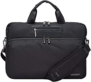 """Cocoon MCP3305BK Buena Vista 16"""" Laptop Slim Brief (Black)"""