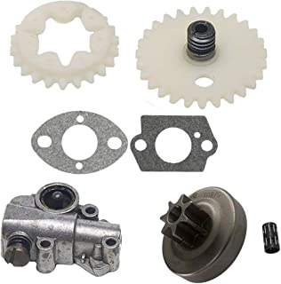 spur gear oil pump