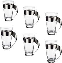 Villeroy & Boch 11-3737-3421 NewWave Caffe Latte Macchiato glasset, 6-delig, 0,3 liter