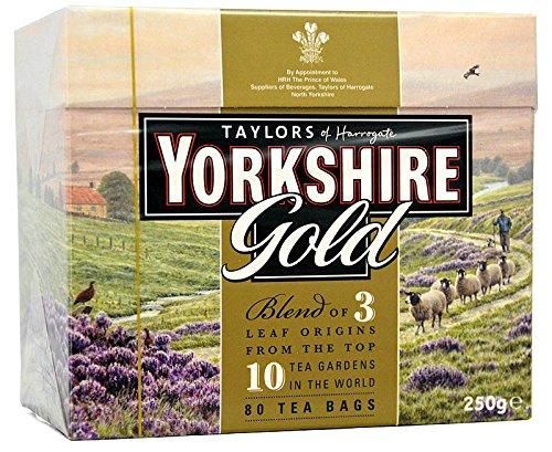 Yorkshire Tea Gold 80 Beutel - 250 g