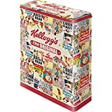 Nostalgic-Art Caja metálica de Estilo Retro - Kellogg's The Original Collage