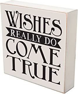 LifeSong Milestones Wishes Really Do Come True Happiness Wedding for Couple, Housewarming Gift Ideas for Mr. and Mrs. Shadow Box 6