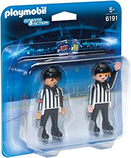 PLAYOBIL Sports&Action 6191 Sędzia hokejowy, od 5 lat