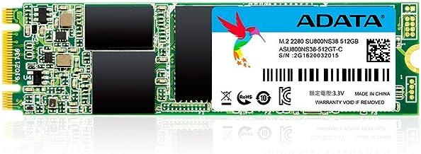 ADATA SU800 512GB M.2 2280 SATA 3D NAND Internal SSD (ASU800NS38-512GT-C)