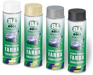 Boll Grundierung SCHWARZ 500 ml Spray Haftgrund Füller 0010199
