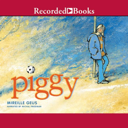 Piggy audiobook cover art