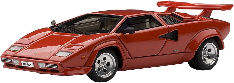 AUTOart 1 43 Lamborghini Countach 5000S (Red) [Toy] (japan import)