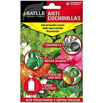 Fitosanitarios - Anti Cochinillas Sobre para 5L - Batlle: Amazon ...