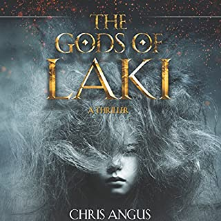 The Gods of Laki audiobook cover art
