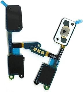 MOLIBAIHUO 5pcs Home Button Keypad Sensor Flex Cable Compatible with Samsung Galaxy J4 2018 SM-J400 Flex Cable