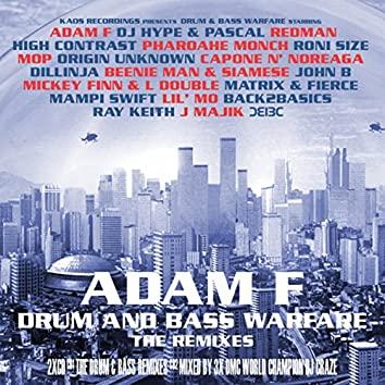 Drum and Bass Warfare (The Remixes)