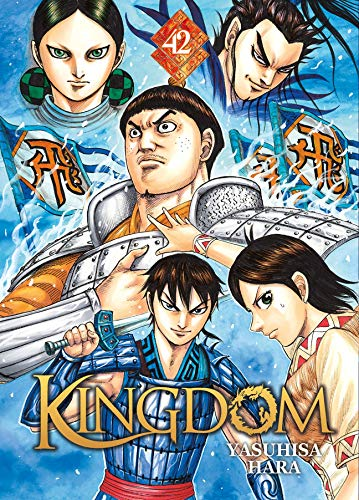 Kingdom Edition simple Tome 42