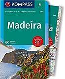 KOMPASS Wanderführer Madeira: Wanderführer mit Extra-Tourenkarte 1:40.000, 60 Touren, GPX-Daten zum Download