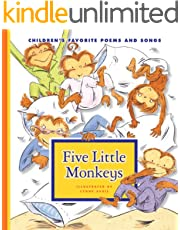 Five Little Monkeys (Favorite Children's Songs)