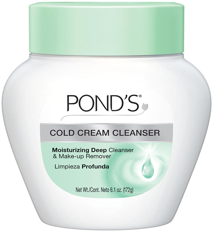 橋脚フェロー諸島ダーベビルのテスPond's Cold Caem The Cool Classic Deep Cleans & Removes Make-Up 170g (並行輸入品)