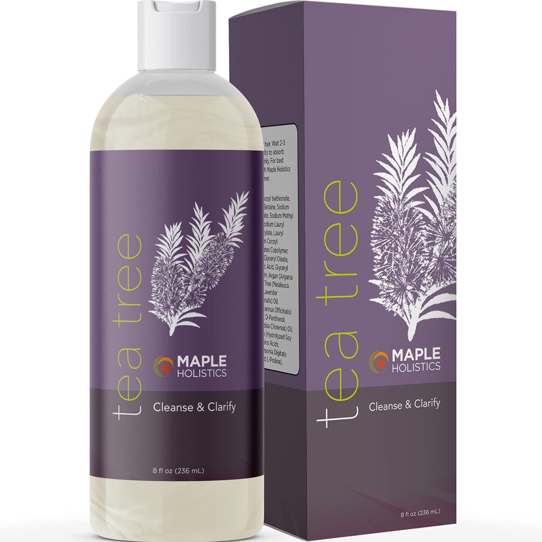 tea tree oil shampoo for folliculitis