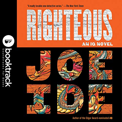 Righteous Audiobook By Joe Ide cover art