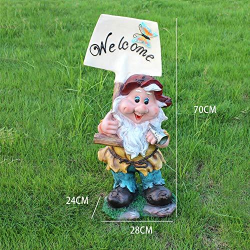 Elfes enfants endormi 2 Pièce Miniature Jardin Décoration Coque personnage 31216 champignon
