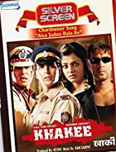 Khakee (Brand New Single Disc Dvd, Hindi Language, With English Subtitles, Released By Shemaroo)