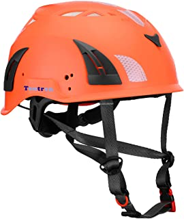 Tontron Adult Safety Hiking Climbing Caving Work Helmet