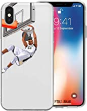 Soft TPU Case for iPhone XR, Transparent Shockproof and Anti-Scratch Case (Customizable Patterns)[LZX20190362]
