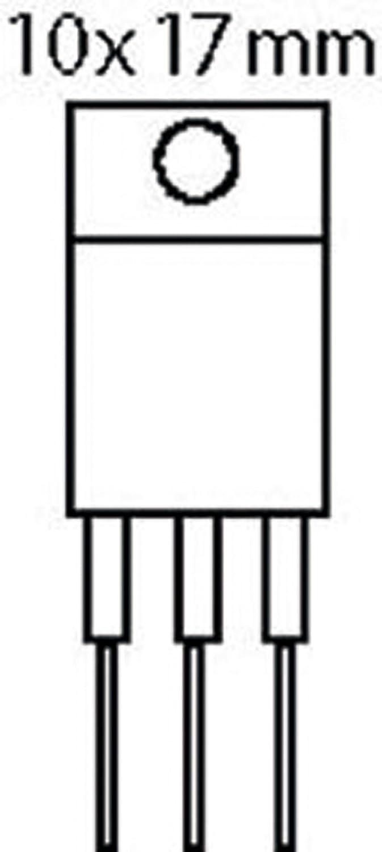 Fixapart NFet 500V 4.5A 40W 0,85R