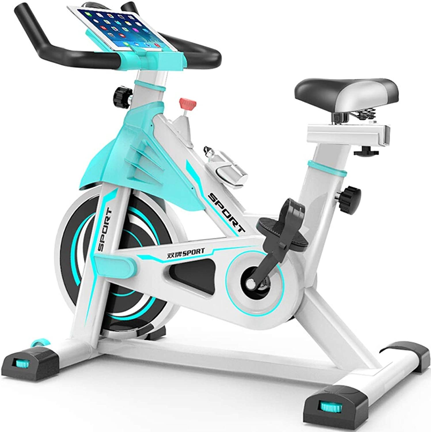 Cly Spinning Bike Fan Fitness Club kommerzielle Heimtrainer Fitness-Studio-Trainingsgerte SY