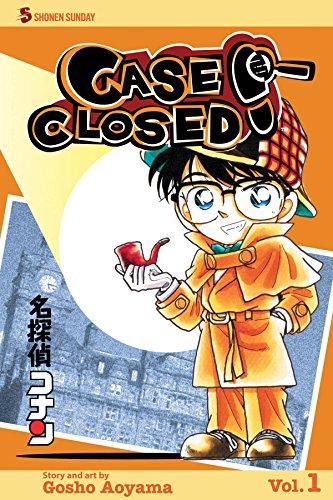Case Closed Volume 1