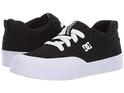 DC Kids DC Infinite TX (Little Kid/Big Kid) (Black/White) Boys Shoes