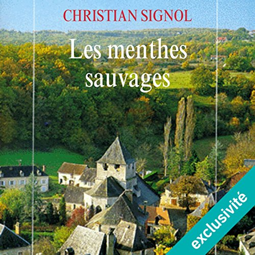 Les menthes sauvages audiobook cover art