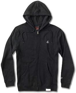 Diamond Supply Co Mini Un Polo Zip Hoodie Black