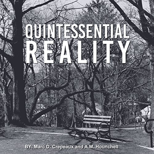 Quintessential Reality audiobook cover art