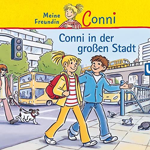 Conni in der großen Stadt Titelbild
