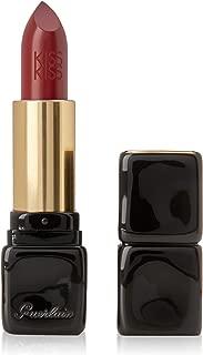 Son kem – Guerlain Kiss-Kiss Shaping Cream Lip Color Lipstick for Women, No. 328 Red Hot, 0.12 Ounce