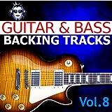 Clapto Blues Ballad (Backing Track) [Guitar Version, 73 BPM, Key 'Em]
