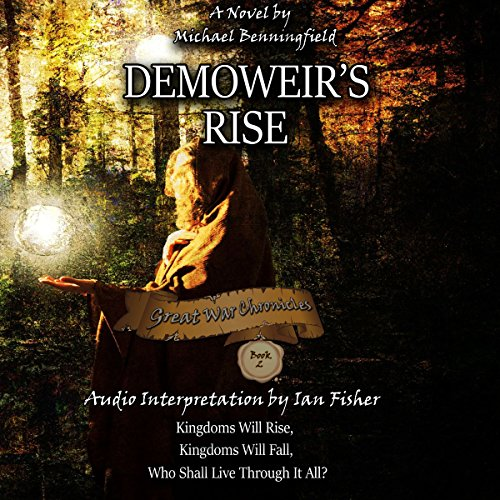 Demoweir's Rise audiobook cover art