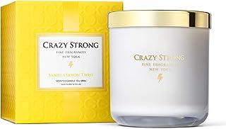 Crazy Strong Vanilla Lemon Twist 13 oz. 2-Wick Candle